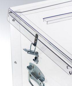 Transparent ballot boxes – 109